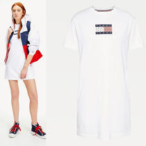 Tommy Jeans ロゴTシャツワンピース