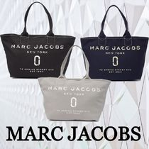 ★SALE☆【MARC JACOBS】ロゴ トートバッグ