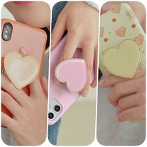 [tipitipo] Color Heart Gold Grip Tok