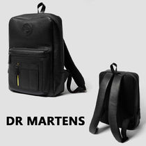 【DR MARTENS】日本未入荷!MILLED NAPPA SOFT LEATHER BACKPACK