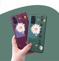 雛菊 Galaxy S20 Plus/S20/S10 Plus/S9 Plus/S8Plus/Note9ケース
