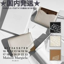 即発★MAISON MARGIELA★ENVELOPE LEATHER TRI-FOLD 3つ折財布
