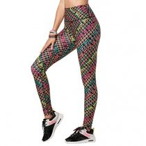 The Hype Is Real High Waisted Ankle Leggings Bold Black