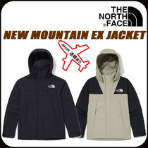 【THE NORTH FACE】NEW MOUNTAIN EX JACKET★男女兼用★