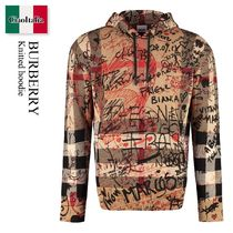 Burberry Knitted hoodie