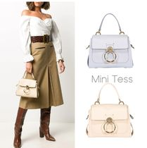 Chloe★Mini Tess day bag S.Beige 関税/送料込