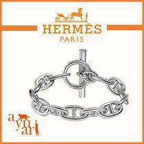 ★★★HERMES★Unisex  Chaine d'Ancre GM ブレスレット★13コマ