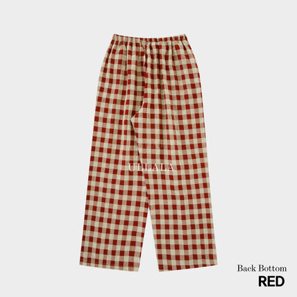 ULLALA ルームウェア・パジャマ ULLALA PAJAMAS Anne's Excitement Pair Red HM253 追跡付(12)