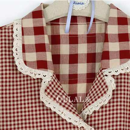 ULLALA ルームウェア・パジャマ ULLALA PAJAMAS Anne's Excitement Pair Red HM253 追跡付(13)
