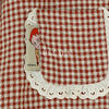 ULLALA ルームウェア・パジャマ ULLALA PAJAMAS Anne's Excitement Pair Red HM253 追跡付(14)