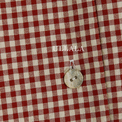 ULLALA ルームウェア・パジャマ ULLALA PAJAMAS Anne's Excitement Pair Red HM253 追跡付(15)