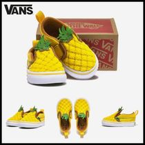 ☆人気☆ KIDS VANS Slip-On V ~12CM ☆