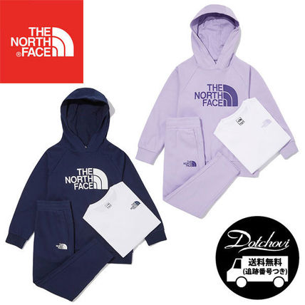 THE NORTH FACE キッズ用トップス THE NORTH FACE K'S COZY HOODIE 3PCS SET MU1840 追跡付