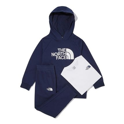 THE NORTH FACE キッズ用トップス THE NORTH FACE K'S COZY HOODIE 3PCS SET MU1840 追跡付(2)