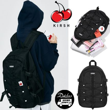KIRSH POCKET STRING BACKPACK KS YJ917 追跡付