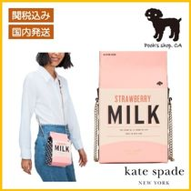 【Kate Spade】year of the ox milk cartonバッグ◆国内発送◆