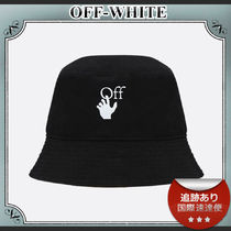 21SS/送料込≪OFF-WHITE≫ HAND OFF バケット ハット