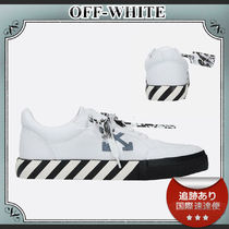 21SS/送料込≪OFF-WHITE≫ Low Vulcanized スニーカー