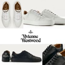 【Vivienne Westwood】カーフレザー MEN'S APOLLO TRAINER