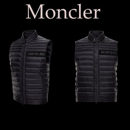 Moncler☆新作 ダウンベスト ROUSSIL ONPREVIEW
