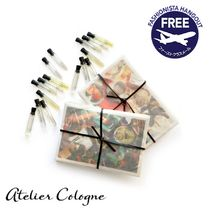 atelier cologne(アトリエコロン) 香水・フレグランス atelier cologne アトリエコロン ディスカバリーセット 1.7mlx16