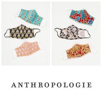 ANTHROPOLOGIE☆Reversible Reusable Face Mask マスク3枚セット