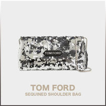 [TOM FORD] SEQUINED SHOULDER BAG 送料関税無料