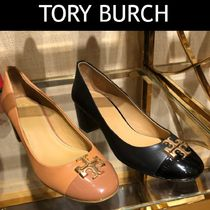Outlet買付【Tory Burch】Tロゴ★Everly 50mm Pump