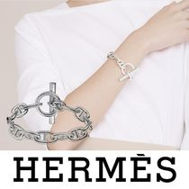 【HERMES】貴重な一品*Chaine d'Ancre GM ブレスレット