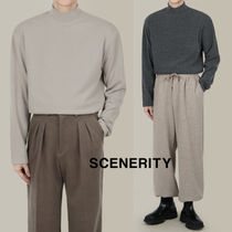 SCENERITY High density half neck