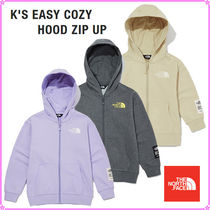【THE NORTH FACE】K'S EASY COZY HOOD ZIP UP