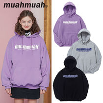 ★muahmuah★送料込★THE WAY PRINTTING DOUBLE NAPPING HOODIE