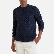 LA Redoute(ラルドゥート) ニット・セーター La Redoute Cable Knit Jumper/Sweater with Crew-Neck