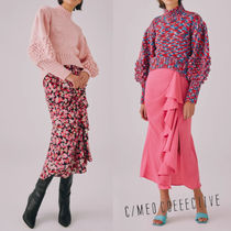 C/MEO★CONNECTED KNIT JUMPER