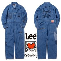 Keith Haring★限定★コラボ KEITH HARING GRAFFITI UNION-ALLS