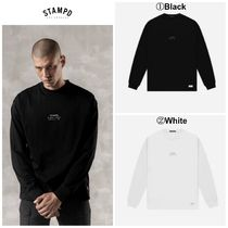 Stampd' LA(スタンプドエルエー) Tシャツ・カットソー 【STAMPD】☆新作☆ STACKED LOGO LONG SLEEVE TEE