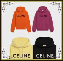 【CELINE】CELINE LOOSE SWEATSHIRT IN COTTON