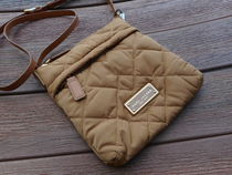 MARC JACOBS Quilted Nylon Crossbody クロスボディバック