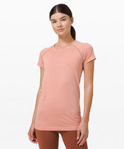 セール!定番人気 Swiftly Tech Short Sleeve 2.0 - Pink Pastel