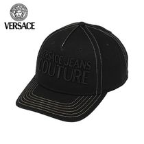 Versace Jeans Couture★ヴェルサーチェ ロゴキャップ 帽子