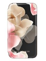 TED BAKER KNOWANE MIRROR FOLIO CASE FOR IPHONE 12 ケース