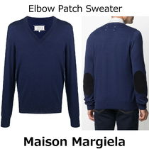 ▽国内発送・関税込▽Maison Margiela▽Elbow Patch Sweater