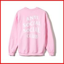 Anti Social Social Club★KNOW YOU BETTER CREWNECKスウェット
