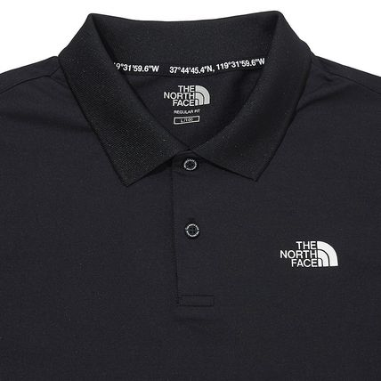 THE NORTH FACE ポロシャツ 【THE NORTH FACE】★韓国大人気★VAIDEN S/S POLO(4)
