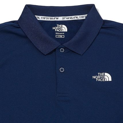THE NORTH FACE ポロシャツ 【THE NORTH FACE】★韓国大人気★VAIDEN S/S POLO(11)