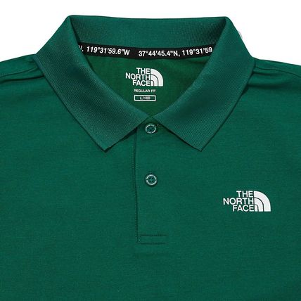 THE NORTH FACE ポロシャツ 【THE NORTH FACE】★韓国大人気★VAIDEN S/S POLO(15)
