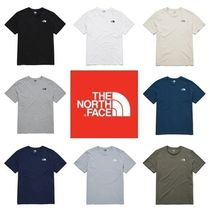 ★ THE NORTH FACE_TNF BASIC COTTON S / S R/TEE ★