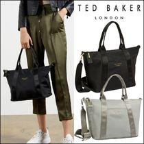 【TED BAKER】NANCCIE ナイロン 通勤 トートバッグ 2way A4収納