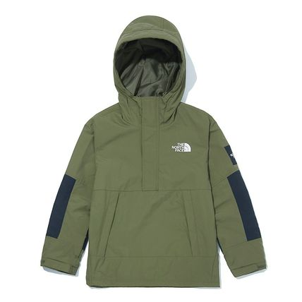 THE NORTH FACE アウターその他 THE NORTH FACE NEW DALTON ANORAK MU1846 追跡付(10)