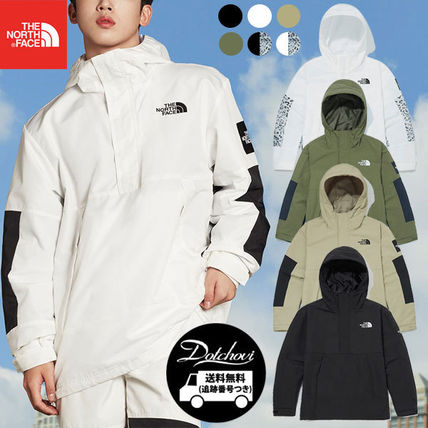 THE NORTH FACE アウターその他 THE NORTH FACE NEW DALTON ANORAK MU1846 追跡付